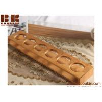 Wholesale High quality factory price customized wooden egg holder for kitchen appliance from china suppliers