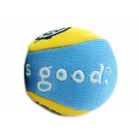 Wholesale Custom Soft Gel Stress Ball Cloth Top Office Ergonomics Products With 55mm Diameter from china suppliers