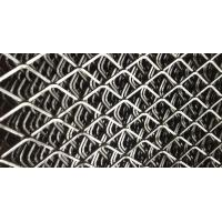 Aluminium Expanded Expanded Wire Mesh For Outdoor Decoration Wall Cladding