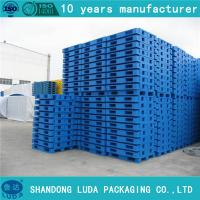 Wholesale Luda single side 1200*1000 *150mm plastic pallet from china suppliers