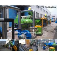 Buy cheap HDPE bottle Plastic Washing Line Stainless steel for wet contacting parts from wholesalers