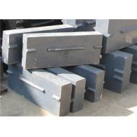Wholesale Wear Resistant Alloy Crusher Blow Bars For Iron Ore Crushing Machine from china suppliers