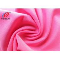 Wholesale 4 Way Stretch Lycra Swimwear Fabric , Polyester Spandex Jersey Fabric For Underwear from china suppliers