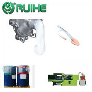 1.12g/Cm3 Translucent Urinal Medical Grade Silicone Rubber