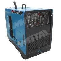 Wholesale 500A DC Multi Process Engine Driven Heavy Duty ARC Welding Machine from china suppliers