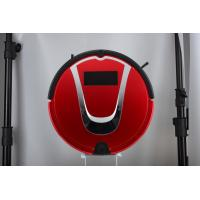 Wholesale High Texture Intelligent Robot Vacuum Cleaner with LED Red Color  RoSH Certificate from china suppliers