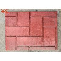 Wholesale Non Fading Premixed Concrete Color Hardener Red Color 96% Solid Content from china suppliers