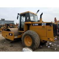 Wholesale Road Construction Machinery Roller Road Machine , CS-583C Cat Road Roller from china suppliers
