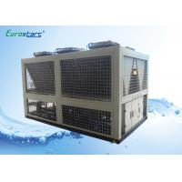 Wholesale Eurostars High Eer Air Cooled Water Chiller R407C Air Chiller Unit Industrial Chiller from china suppliers
