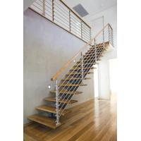 Wholesale Interior Stainless Steel Wire Rod Railing for building Handrail design from china suppliers