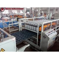 Wholesale Simple Operation Plastic Sheet Extrusion Machine , PVC Sheet Making Machine Big Intensity from china suppliers