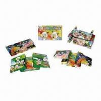 Wholesale Magic Cubes, Measures 12.80x7.80x0.80cm, Made of Plastic from china suppliers