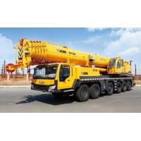China QY50K Truck Crane 50 Tons Truck Mounted Crane With Weichai Engine 2017 New Model on sale