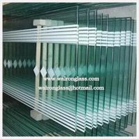 Wholesale Simple Painting Tempered/Toughened Glass for Bathroom Sliding Door from china suppliers