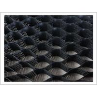 Wholesale 100mm Black Meshed HDPE Geocell Railway project with PE / PP from china suppliers