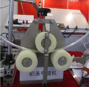 China Manual spacer bar bending machine , Metal Round Bar Bending Machine on sale