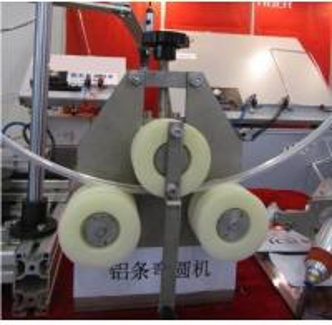 Wholesale Manual spacer bar bending machine , Metal Round Bar Bending Machine from china suppliers