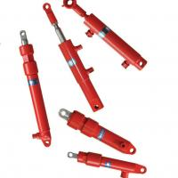 Wholesale Harvester Agricultural Hydraulic Cylinders Double Acting Combine from china suppliers