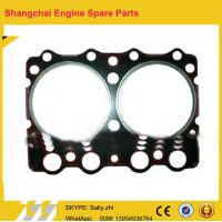 Wholesale Shangchai machinery engine spare parts 6135.761G-02-032B Cylinder Head Gasket in black colour from china suppliers