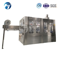 Buy cheap SGS 8000bph CO2 Pet Bottle Automatic Soda Filling Machine from wholesalers