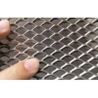 Wholesale Pulled Plate Expanded Wire Mesh Customized Color 0.5-8mm Sheet Thickness Durable from china suppliers
