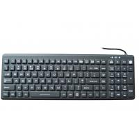 Wholesale UK English IP68 medical silicon keyboard with clean mode for 5 seconds to lock the keyboard from china suppliers