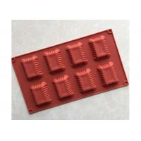 Buy cheap Environmentally - Friendly Silicone Chocolate Molds Reusable For Oil - Free from wholesalers
