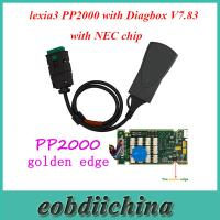 Wholesale Lite Version lexia3 PP2000 with Diagbox V7.83 Software for Citroen/Peugeot with NEC chip from china suppliers