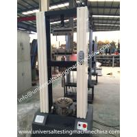 Wholesale astm Geotextiles Tensile strength testing machine from china suppliers