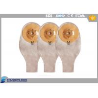 Wholesale Medical use Convex Ileostomy Bags with clamp for personal care Item No 105038 from china suppliers