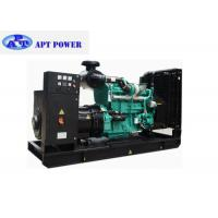 Wholesale 350kW DCEC Cummins Diesel Generator with Change - Over Switch ( ATS Cabinet ) from china suppliers