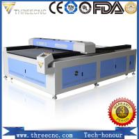 China Most popular glass cup laser engraving machine for nonmetal material TL1325-80W. THREECNC on sale