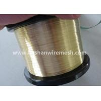 Wholesale Bashan Soft EDM Brass Wire 0.1-0.3mm For EDM Wire Cut Machine from china suppliers