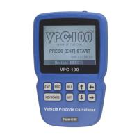 Wholesale VPC-100 Hand-Held Vehicle Pin Code Calculator Read Immobiliser Pin Codes Easy and Fast from china suppliers