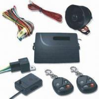 Wholesale Car Alarm System, Supports Microwave/Ultrasonic Sensor Detecting from china suppliers