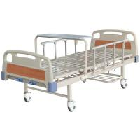 Buy cheap Medical Manual Hospital Bed from wholesalers