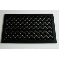 Wholesale Indoor / Outdoor Rubber Door Mat Washable Entrance Door Mats 76*45*1.5cm from china suppliers