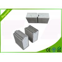 China Lightweight Insulated EPS cement Sandwich Wall Panel Interior use on sale