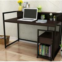 Modern Furniture Table Wood And Metal Computer Desk For Students