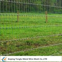 Wholesale Woven Wire Fence Roll|Called Non-Climb Security Fencing Mesh for Horse Cattle from china suppliers