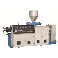 Buy cheap PVC EXTRUDER, PLASTIC EXTUDER, TWIN SCREW EXTRUDER, PVC PIPE EXTRUDER, PVC from wholesalers
