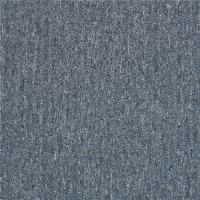 2.5 Mm Pile Height Commercial Carpet Tiles Tufted Loop Pile Construction