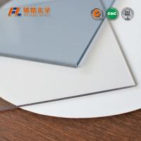 Wholesale Fireproof Anti Static Polycarbonate Sheet 19mm Thick , Prevent External Light from china suppliers