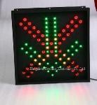 Wholesale LED Illuminated Traffic LEDs Lane Control Sign (JTD 600) from china suppliers