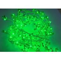 Wholesale Indoor LED Christmas Fairy Lights Green 120 Bulbs 5v Copper Wire String Lights from china suppliers