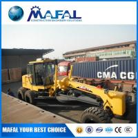 Wholesale MAFAL New Construction Machinery 215hp shantui Motor Grader Gr215 with three ripper from china suppliers