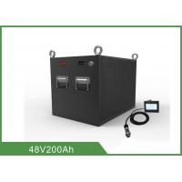 Quality 48V 200Ah Hybrid Residential Battery Backup System High Efficiency  for sale
