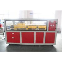 Quality Plastic Wood Plastic Composite Profile Extrusion Equipment CE ISO Certification for sale