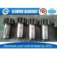 Wholesale Forging Alloy Steel Spur Gears And Shafts For Engineering Machining Parts from china suppliers