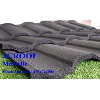Wholesale Stone Coated Roofing Sheet , Stone Coated Metal Shingles Customized Colour from china suppliers